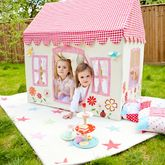 Primrose Cottage Play Tent - gifts for babies & children