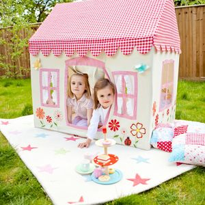 Primrose Cottage Play Tent - garden