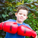 Personalised Boxing Gloves Kids
