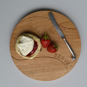 Anyone For Tennis Serving Board