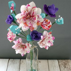 Spring Posie - artificial flowers