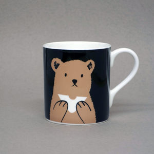 Buttie Bear Mug - mugs