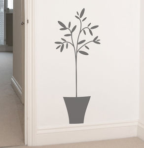 Olive Tree Wall Sticker