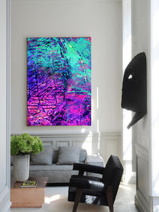 Soho, Canvas Art - home sale