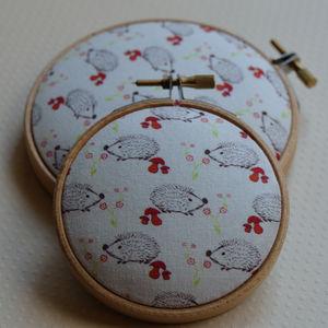 Framed Pin Cushion - pin cushions