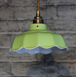 Avalon Citrus Ceramic Pendant Light
