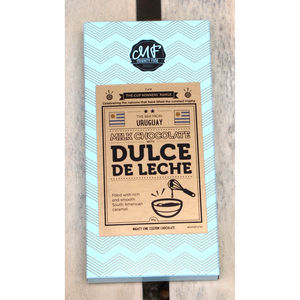 Dulce De Leche Milk Chocolate Bar - food & drink gifts