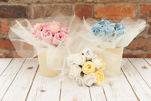 Baby Bouquet - baby shower gifts