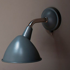 Cheyne Wall Light In Charcoal