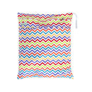 Chevrons Nappy And Toiletry Bag