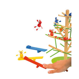 Wooden Flying Monkey Tree Game