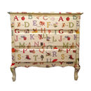 ABC Picture Chest Of Drawers