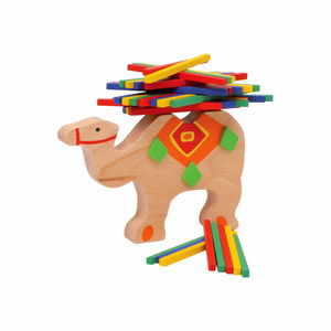 Wooden Alice The Camel Game