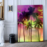 Palm Tree, Canvas Art Print - sale