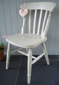 Cottage Chair Hand Painted In Any Colour - chairs