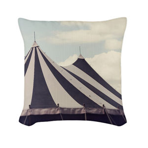 Circus Throw Pillow Cushion - cushions