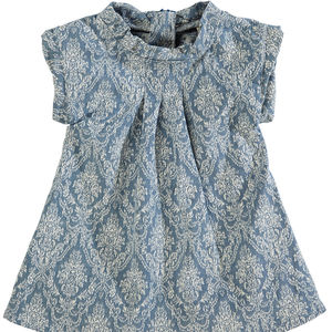 Gali Jaquard Spencer Dress
