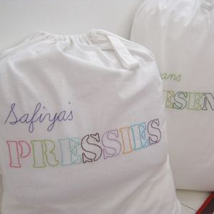 Large Drawstring Gift Sack
