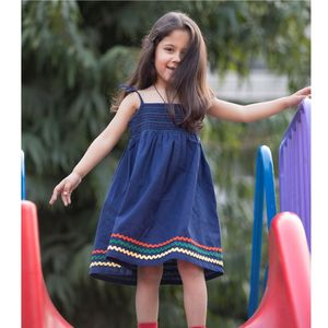 Lace Weave Design Summer Dress - clothing