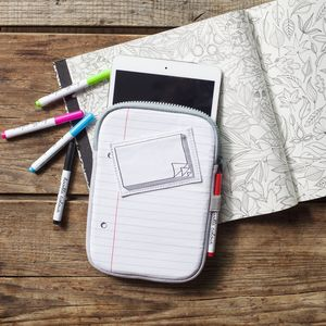 Doodle Case For iPad Mini To Personalise - tech accessories for her