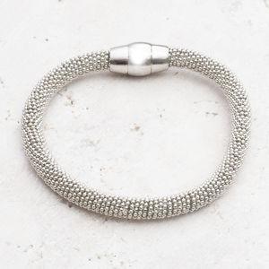 Chloe Silver Plated Personalised Bracelet - bracelets & bangles