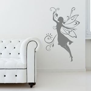 Fairy Wall Sticker - wall stickers