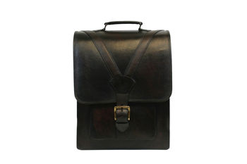 Stefano Leather Backpack