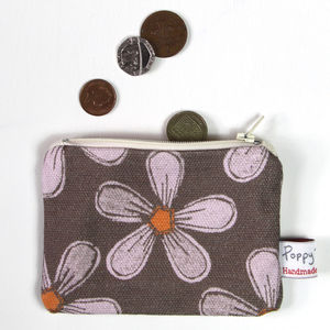 Small Coin Purse Herb Robert - bags & purses