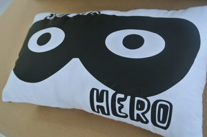 Super Hero Cushion
