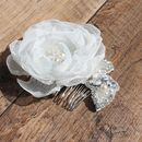 New Luxury Bridal Hair Comb 'Gracie Ii'