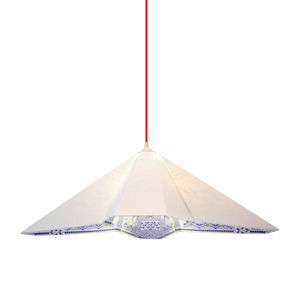 Splice Printed Shade - pendant lights