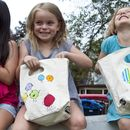 Organic Cotton Lunch Bags