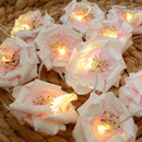 Rose Fairy Lights
