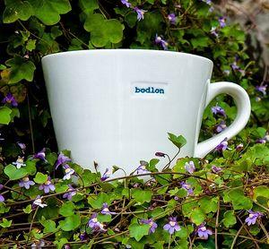 'Bodlon' Bucket Mug