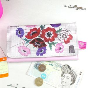 And Sew On Ladies Wallet - bags & purses