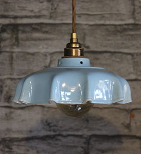 Campbell Sky Ceramic Pendant Light - lighting
