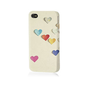 Paper Hearts Photographic Phone Case - phone & tablet covers & cases