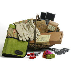 Lady Gardener's Luxury Gift Hamper - 80th birthday gifts