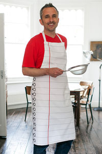 Doodle Cotton Chef's Apron To Personalise - aprons