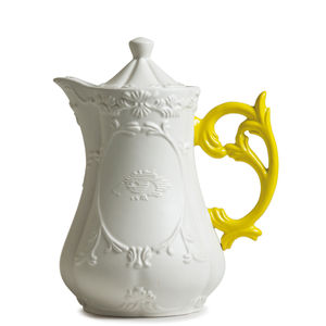 Neon Baroque Coffee Pot - as seen on tv and in the press