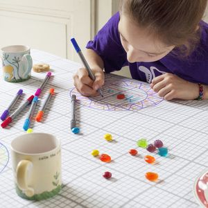 The Doodle Tablecloth - style-savvy