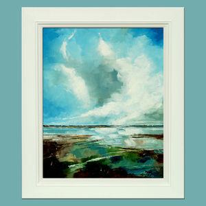 Framed Seascape One