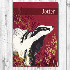 Badger Jotter