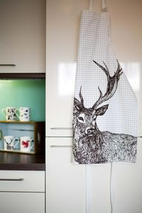 Stag Apron - kitchen accessories