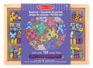 Fun Wooden Bead Sets - children's gifts under £30