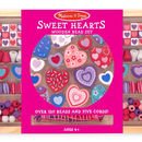 Sweet Heart Bead Set 120