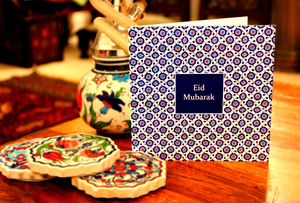Topkapi Eid Mubarak Greetings Card