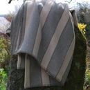 Cresselly Striped Throw