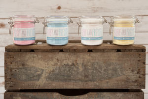 Baby Vest In A Jar Gift Set