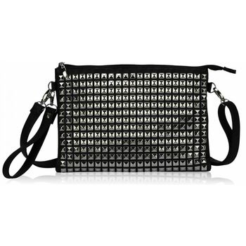 Studded Clutch Across Body Bag